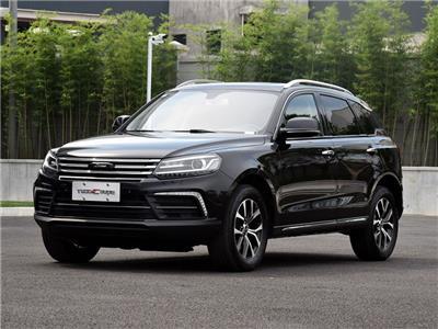 众泰t600 coupe 1.5t于6月9日 最低价格【汽车时代网】