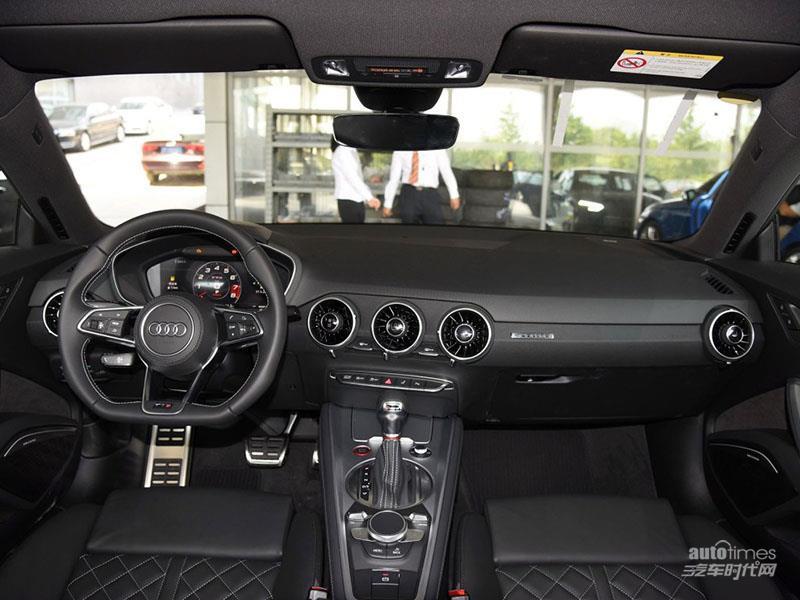 奥迪TTS 2017款 TTS Coupe 45 TFSI quattro