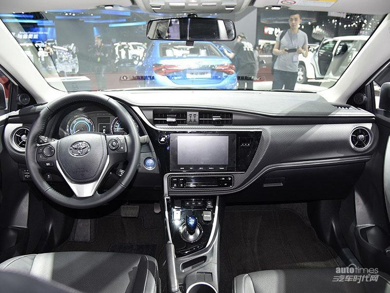 雷凌双擎 2017款 1.8H V CVT豪华版