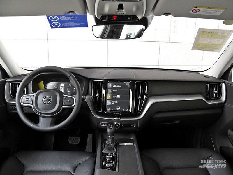 沃尔沃XC60 2019款 T5 四驱智远版