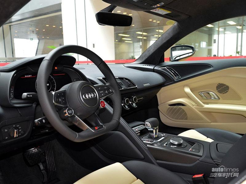 奥迪R8 2017款 V10 Coupe