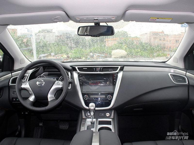 楼兰 2019款 2.5L XL 两驱智联豪华版