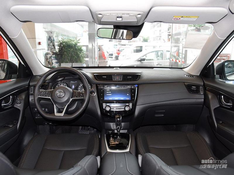 奇骏 2019款 2.5L CVT 智联豪华版 4WD