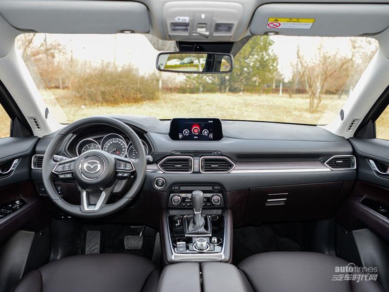 马自达CX-8 2019款 2.5L 自动四驱旗舰型
