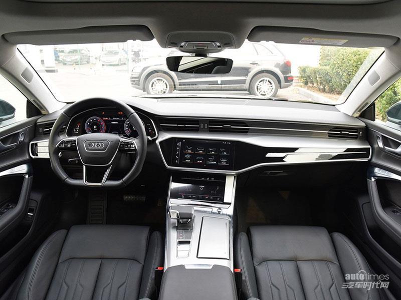 奥迪A7 2019款 55 TFSI quattro 动感型