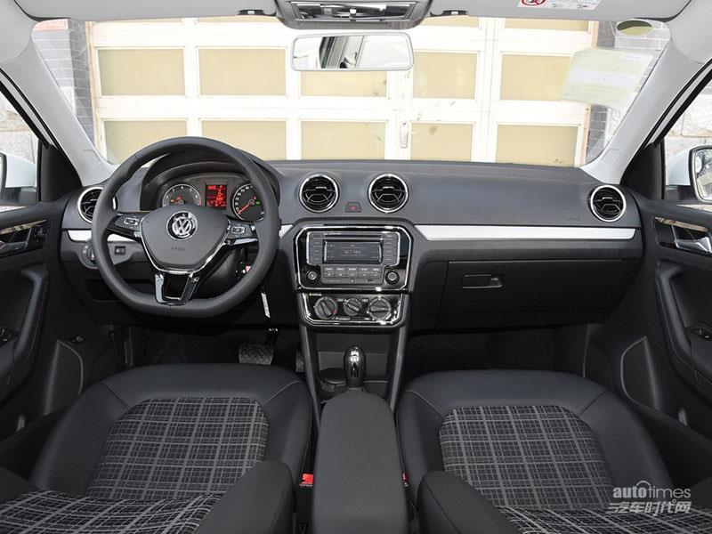 捷达 2019款 1.5L 自动舒适型