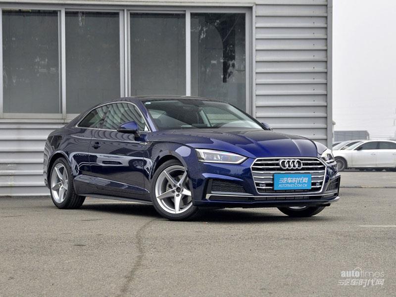 奥迪A5 2019款 Coupe 40 TFSI 时尚型