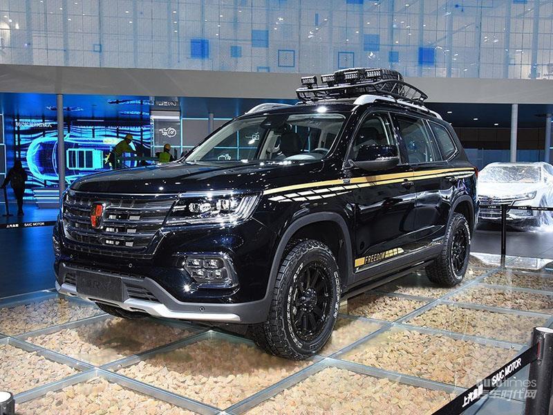 荣威RX8 2019款 30T 四驱穿越版 5座