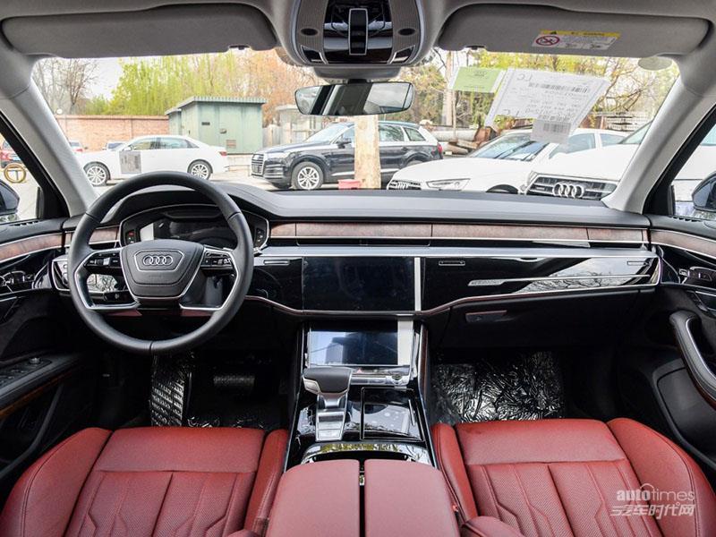 奥迪A8L 2019款 55 TFSI quattro 豪华型