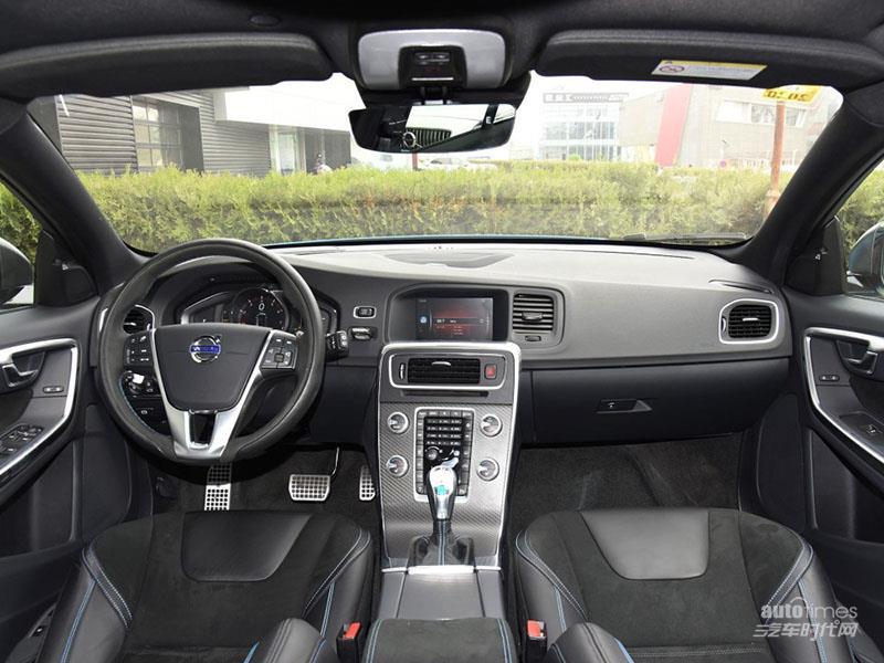 沃尔沃V60 2018款 2.0T Polestar
