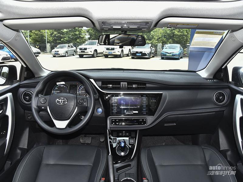 卡罗拉双擎 2020款 1.8L 舒适版