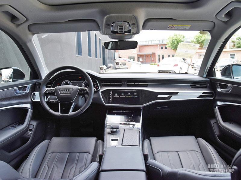 奥迪A6L 2020款 45 TFSI quattro 尊享致雅型