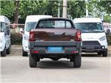 2020款 2.0T 柴油 手动四驱舒享版 短轴 国VI