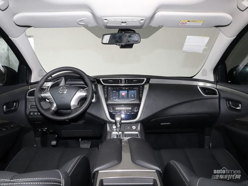 楼兰 2021款 2.5L XL 两驱智联豪华版