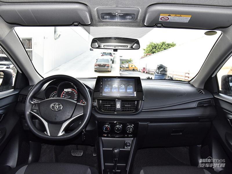 威驰 2021款 1.5L CVT创行版