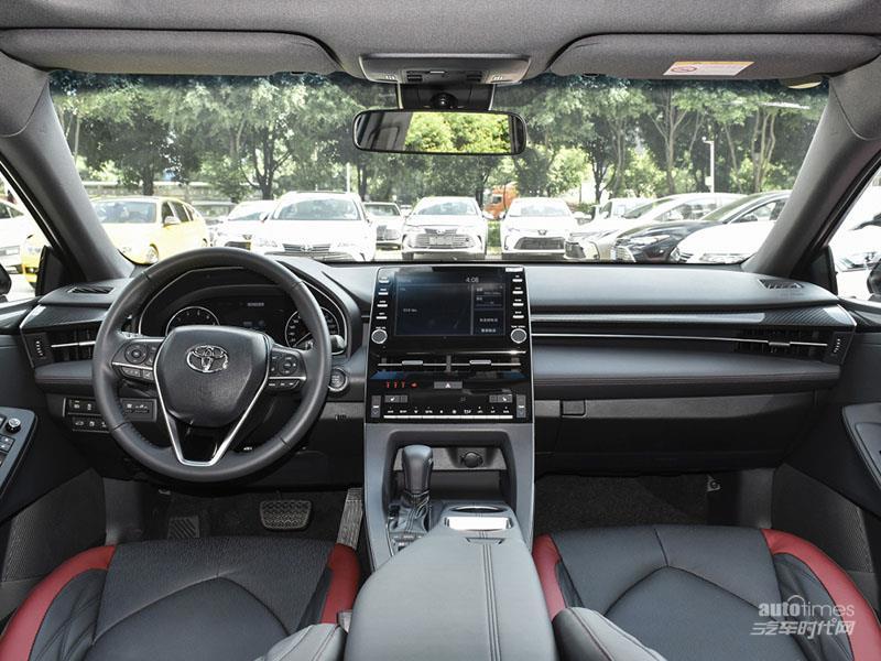 亚洲龙 2021款 2.5L Touring尊贵SPORT版