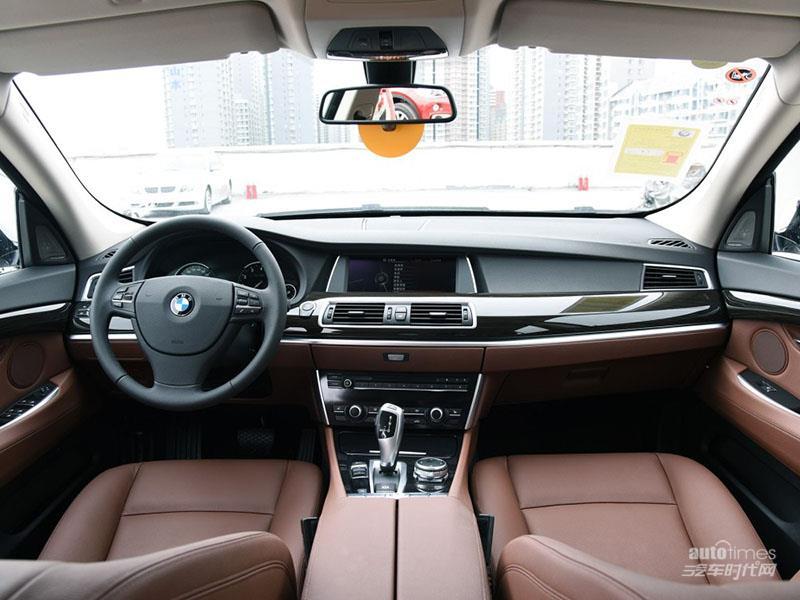 成都宝马5系GT优惠19.3万元 有现车销售