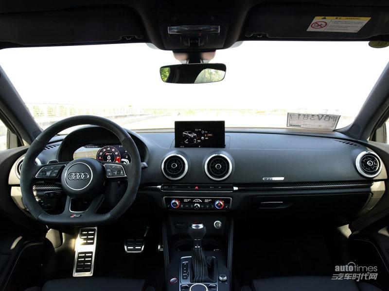 奥迪RS 3 2017款 2.5T Limousine