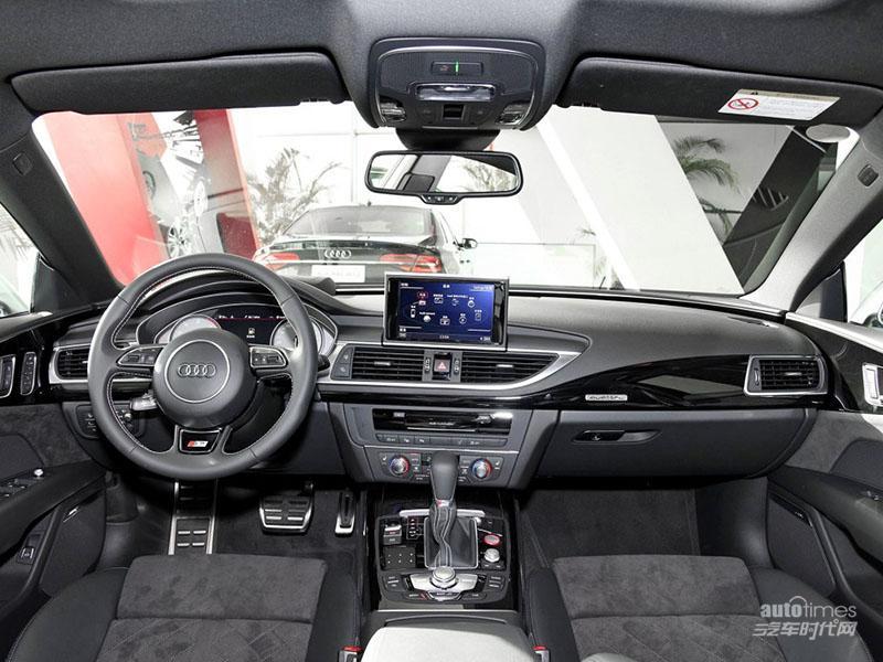奥迪S7 2018款 Sportback 4.0 TFSI quattro