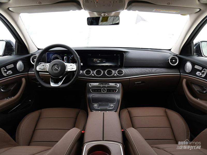 奔驰E级 2019款 E 350 L 4MATIC 运动型