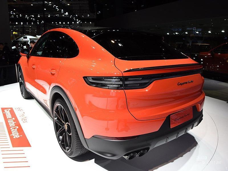 卡宴 2019款 Cayenne Turbo Coupe 4.0T