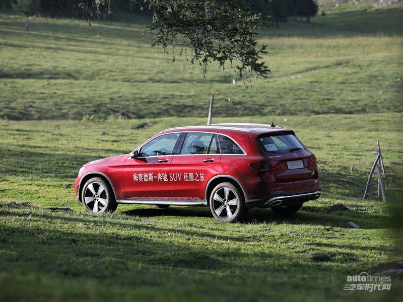 奔驰GLC 2020款 GLC 300 L 4MATIC 豪华型